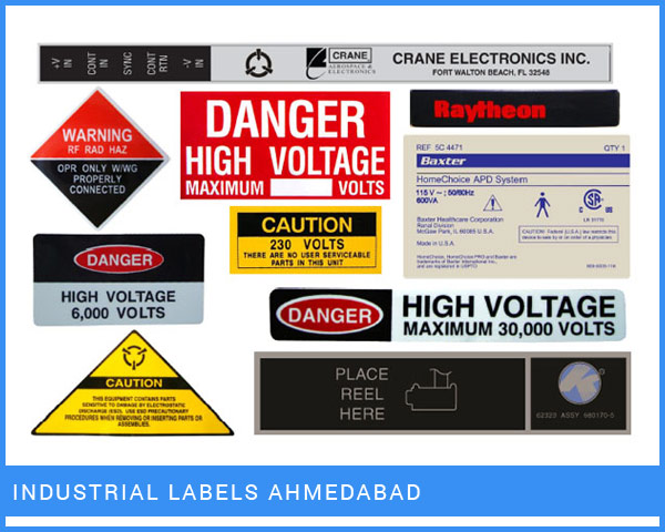 Alluminium Nameplates
